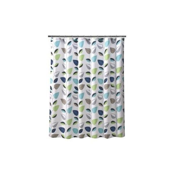 Room Essentials 174 Vine Leaf Shower Curtain Purple