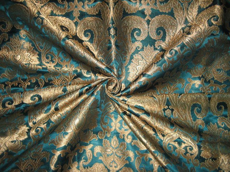 Silk Brocade Fabrics Www Puresilks Us Brocades In 2019