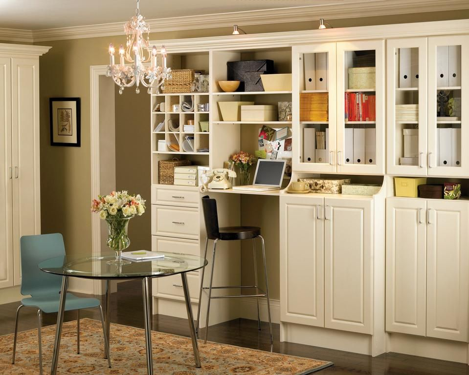 kitchen office organization ideas. Use A Wall To Create Home Office Kitchen Organization Ideas