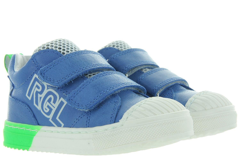 Romagnoli Kinderschoenen.Kinderschoenen 1181 815 Romagnoli Blauw Maxime Schoenen