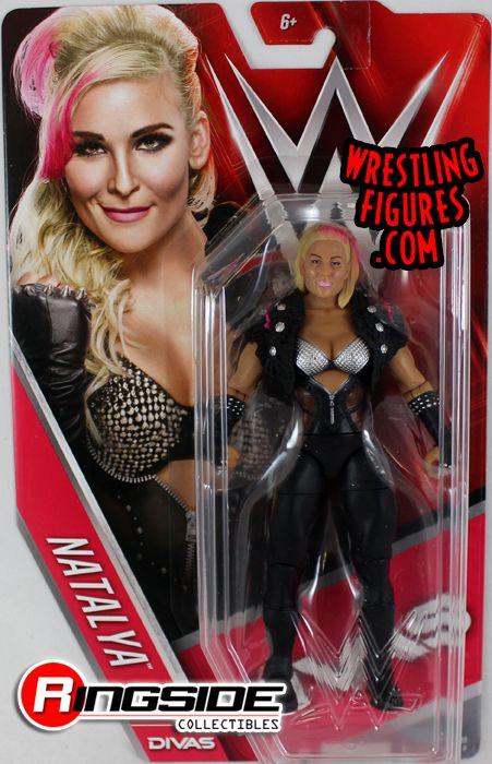 "6.5/"" Natalya WWE Superstars Mattel Toy Wrestling Action Figure Toy New"
