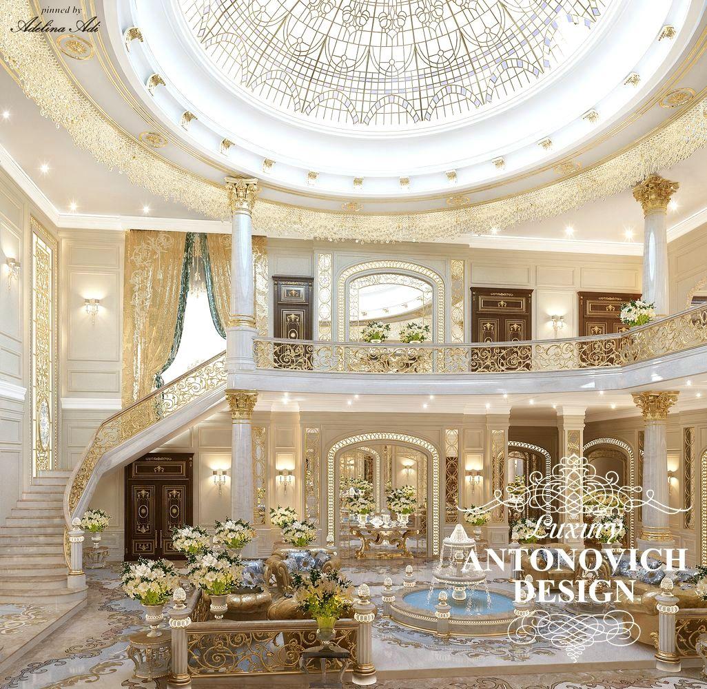 Luxury House Interior Design , Hall