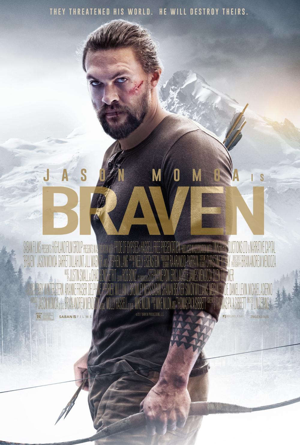 Braven (2018) - IMDb