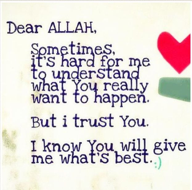 Trust #Islamic #Quotes #Sayings #Trust #Allah | Islamic ...