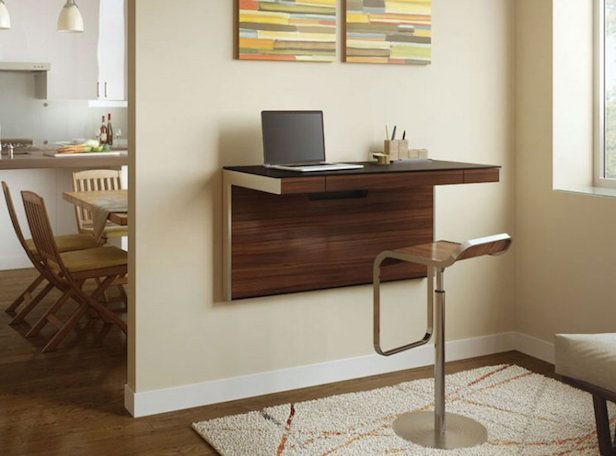 office floating desk small. How To Make A Space-Saving Floating Desk | Easy Crafts And Homemade Decorating \u0026 Gift Ideas HGTV Office Small