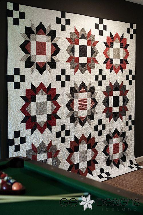 Carnival from Big Blocks GE Designs | Quilt Love | Pinterest ... : online quilt designer - Adamdwight.com