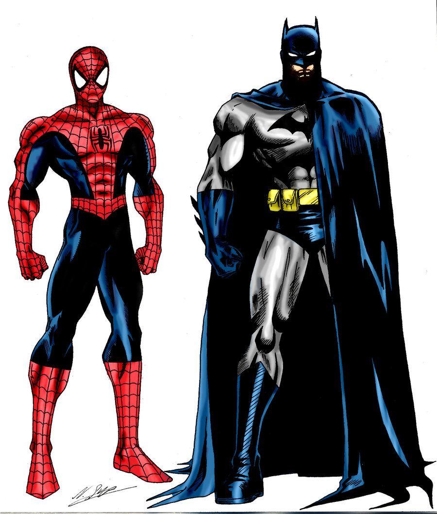 Batman Topics