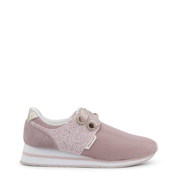 Versace Jeans Women's Designer Sneakers VRBSA3 Pink All