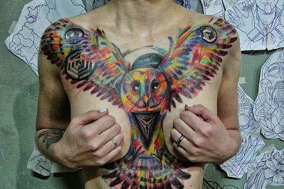 Tatuajes, diseños, perforaciones y fotos de tatuajes : Trash Tatuaje: ¿Qué es y cómo hacerlo?