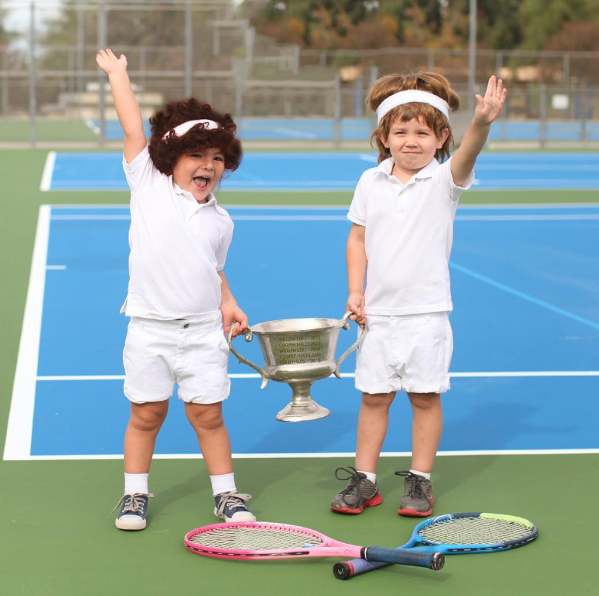 Diy Tennis Player Costume  Tennis Halloween Costume, Easy -5777
