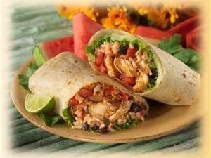 chicken burritos, mexican burritos