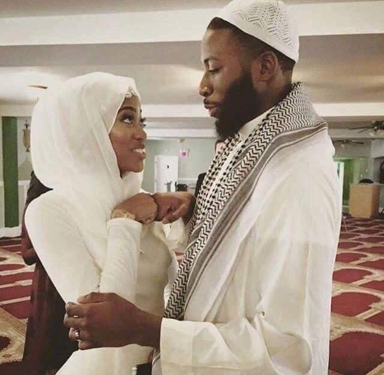 🏆 Muslim wedding uk