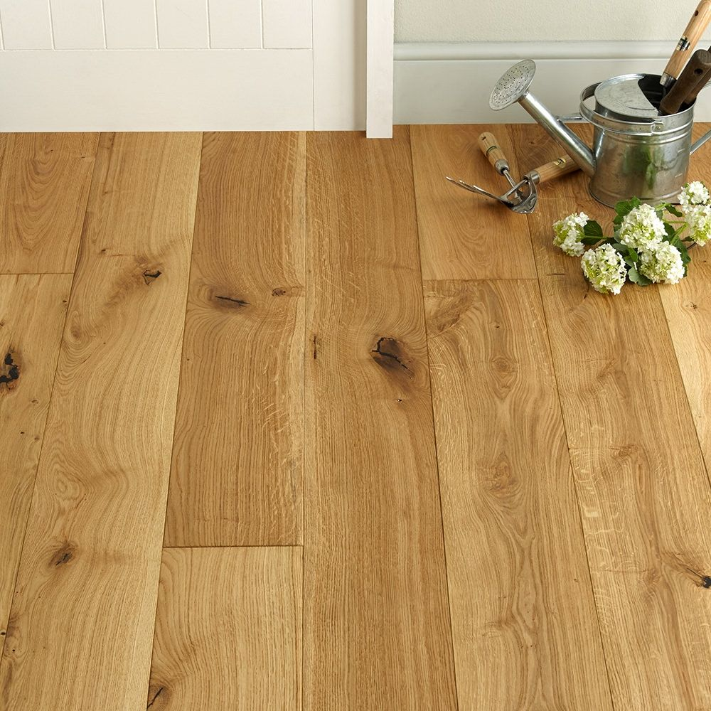 Old Country Natural Oak Brushed Oiled Engineered Wood Flooring Engineered Wood Floors Natural Oak Flooring Wood Floors