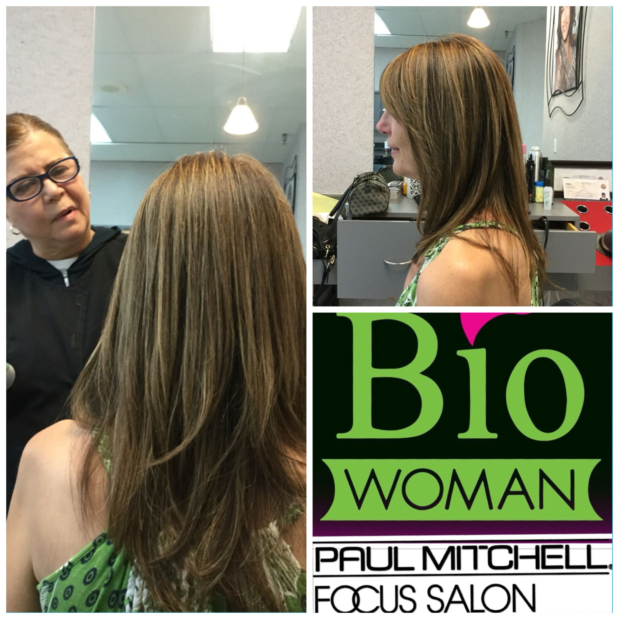 Color Highlightcut Style Service By Olga Experience Hair