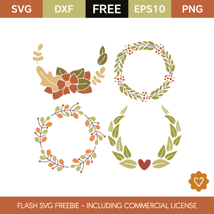 Flash Freebie - Free Commercial License | Cricut projects
