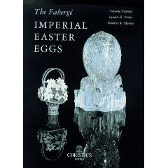 Winter Faberge egg on cover