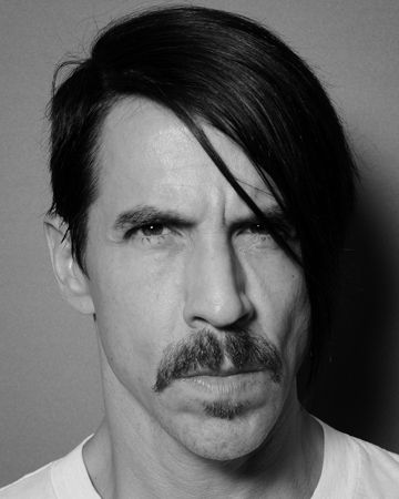 anthony kiedis young