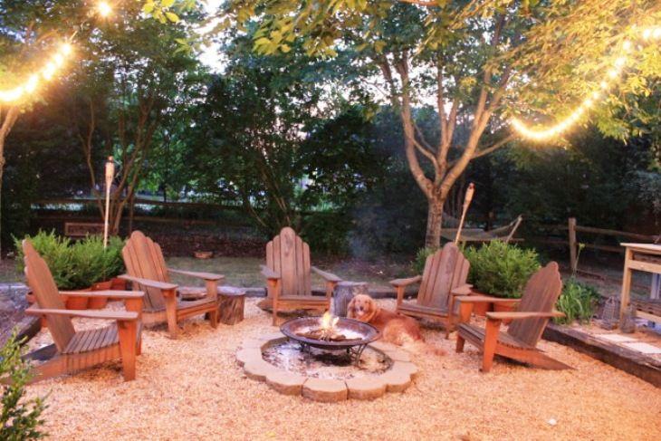 backyard fire pit ideas back to post backyard fire pit on best large backyard ideas with attractive fire pit on a budget id=24067