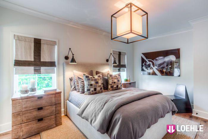 Bedroom design by Valarie Britz Interiors