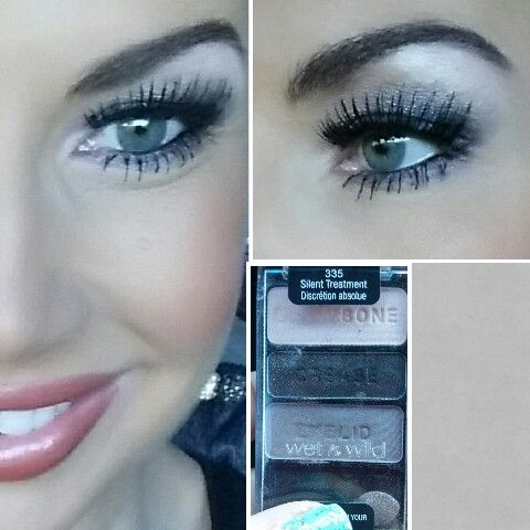 Make-up for green eyed girls w/out spending a fortune! Wet-n-Wild $2.50