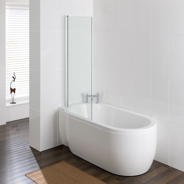 This Carron Profile bath is perfect for awkward spaces. As this bath ...