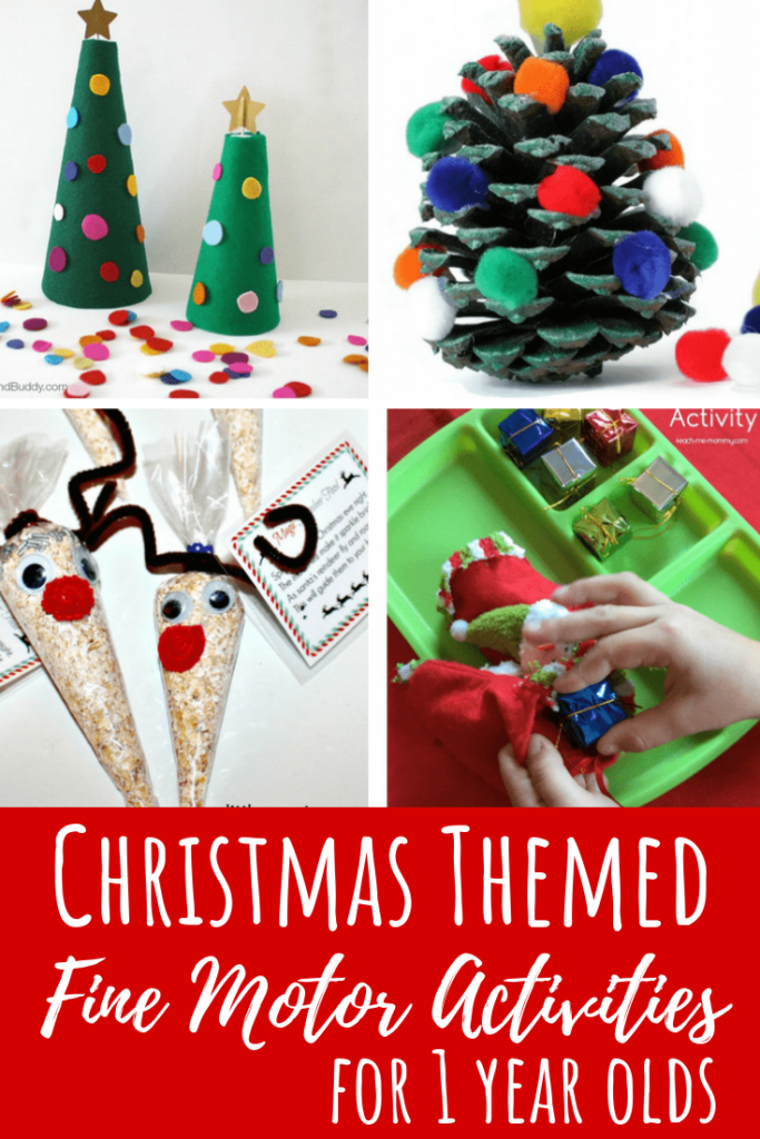 Christmas Crafts For 1 Year Olds.30 Christmas Activities For 1 And 2 Year Olds Views From
