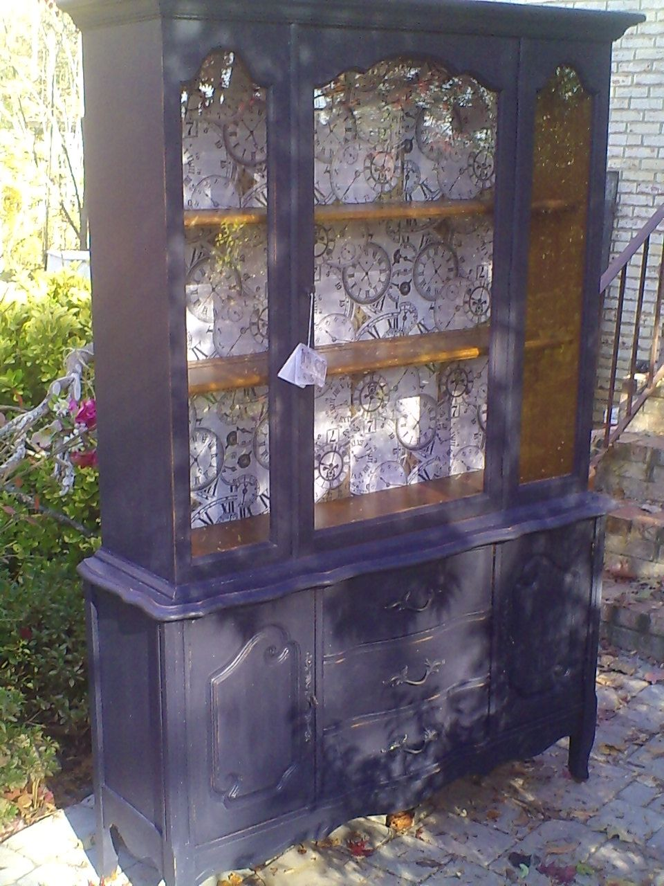 Genial Such A Great FP Painted China Hutch. Find This Pin And More On Painted Furniture  Fredericksburg Va ...