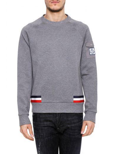 moncler gamme bleu sweatshirt