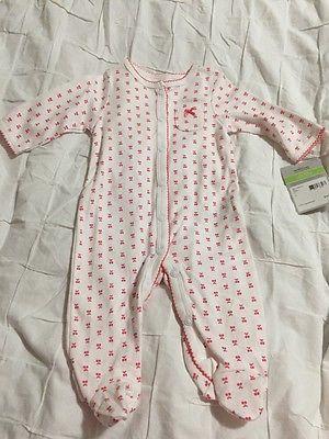 Carter's Baby Girl Pajamas 3 Months