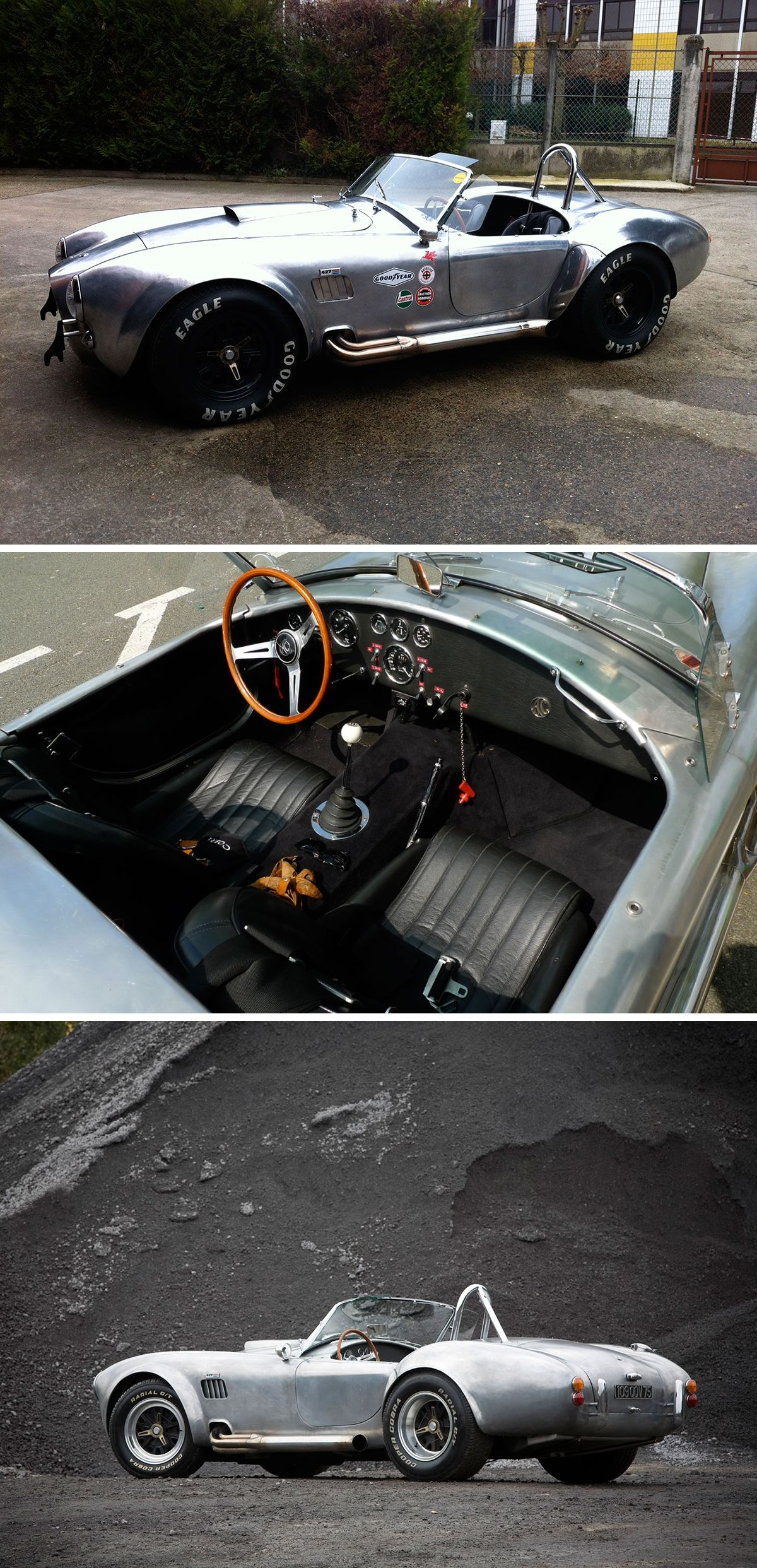 Accelerating In A 427 Cobra Is MindBlowing, Also