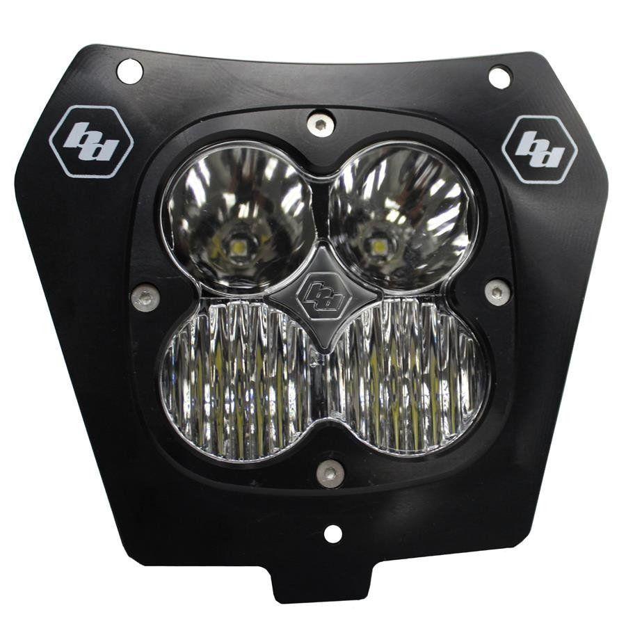 Baja Designs Squadron Pro AC LED Headlight Kit KTM 2014-2016