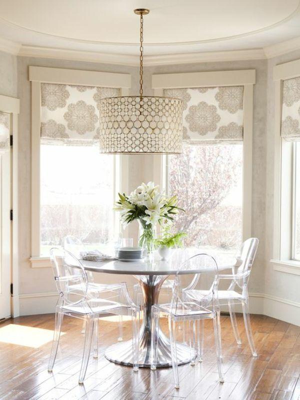 Retrouvez la chaise transparente un beau bijou pour votre int rieur chaise transparente - Chaise transparente couleur ...