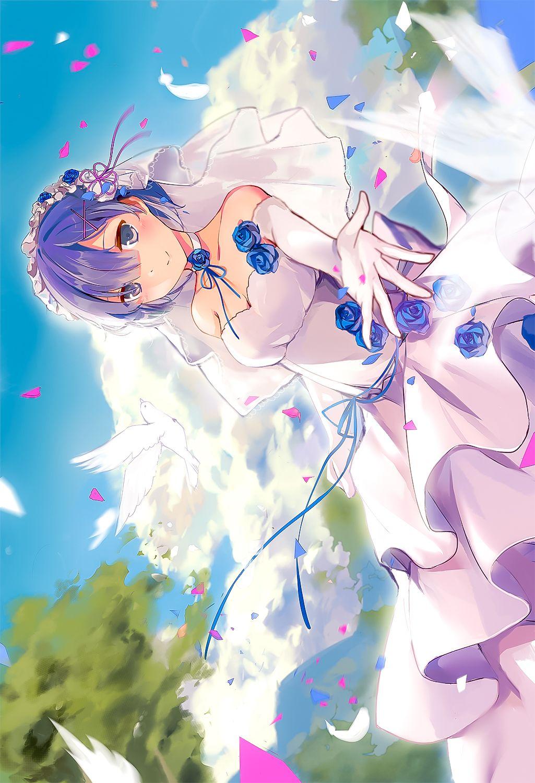 Rem Re Zero Kara Hajimeru Isekai Seikatsu Gghimself Anime