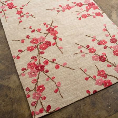 Embroider The Branches Cut Felt Flowers Out Or Buy