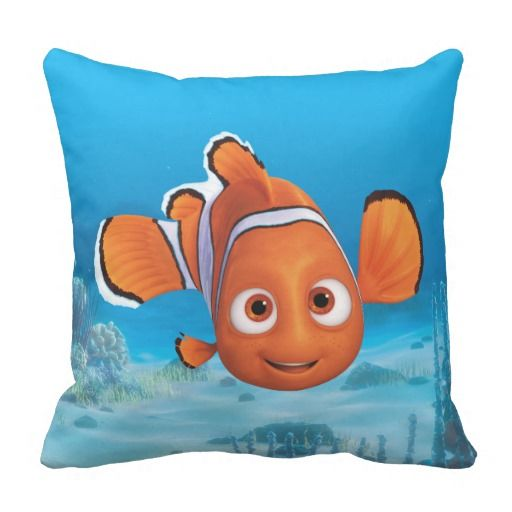 Finding Dory Nemo. Regalos, Gifts. #cojín #pillow