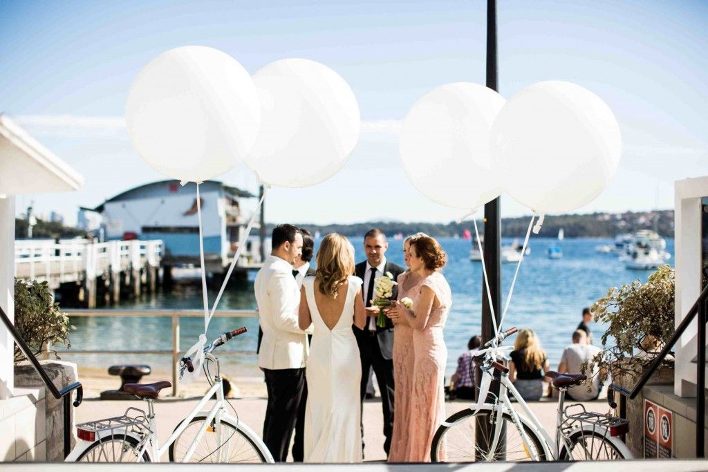 Watsons Bay Boutique Hotel Sydney Nsw Via Wedshed Httpwww