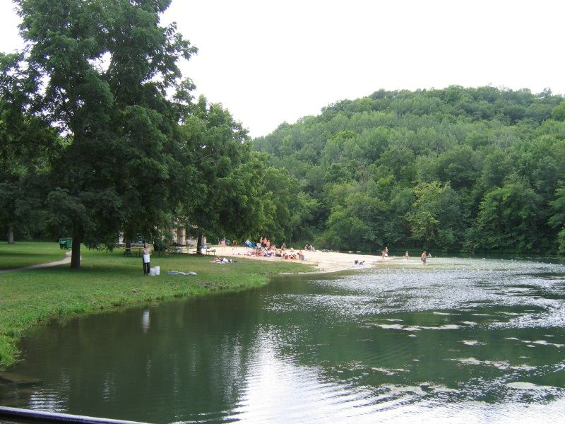 Whitewater State Park, a Minnesota park located near