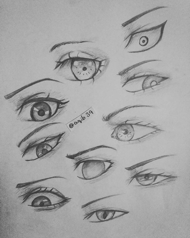 Websta Artcub Eyes Practice Semi Realism And Manga Style And Thank U So Much For Like Comment And Sharing My Artwork Anime Drawings Eye Art Eye Drawing