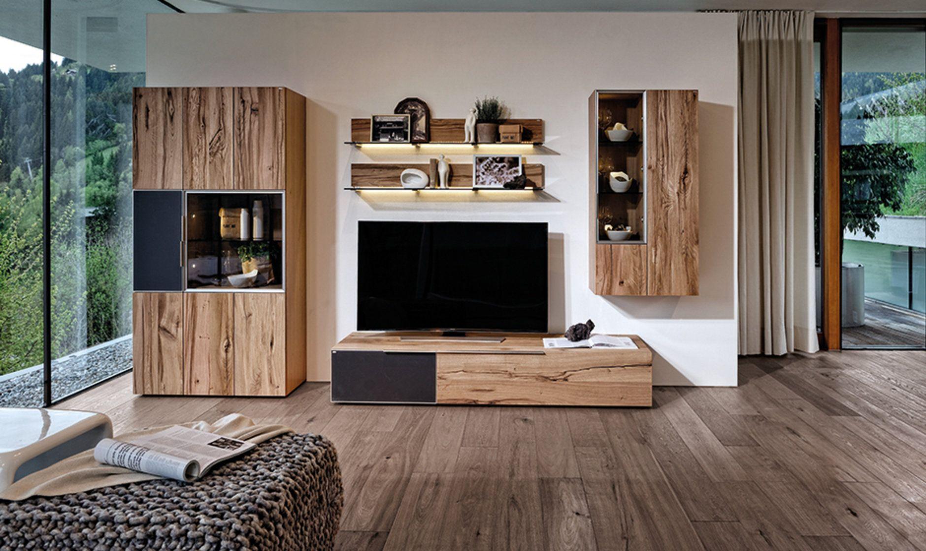 Voglauer V Alpin 2014 Livingroom Modern Lights Solidwoody