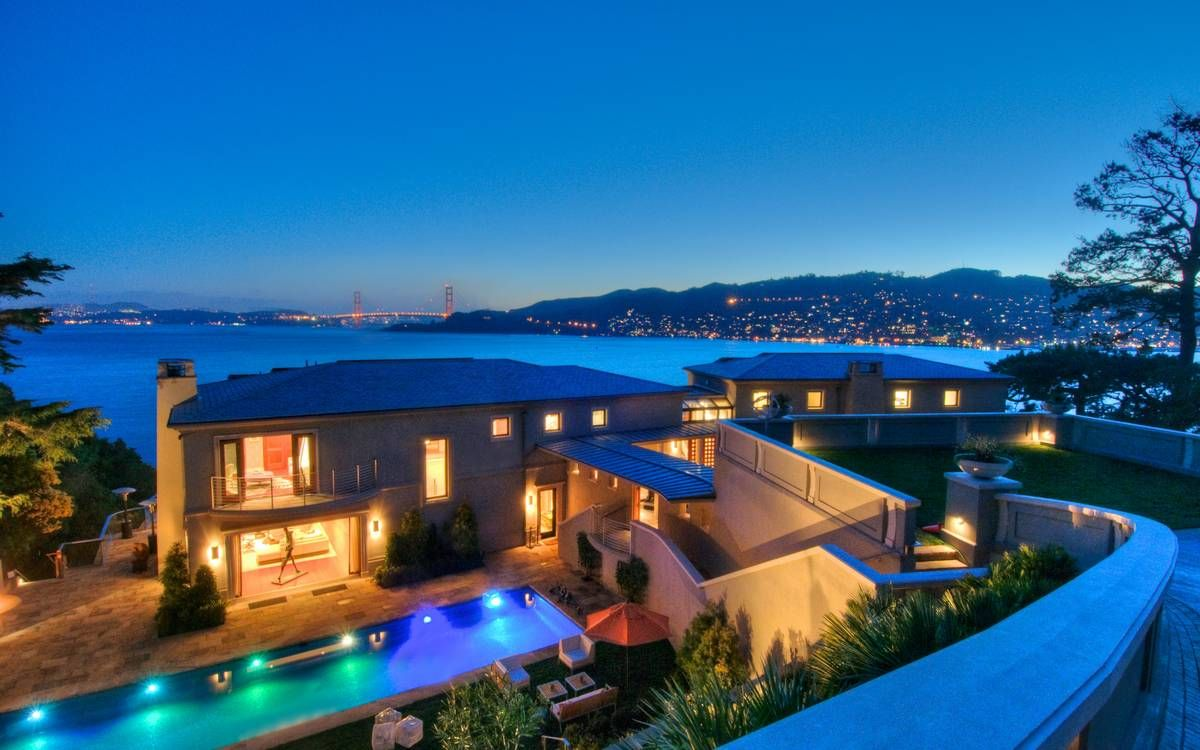 San Francisco   Golden Gate Bridge   Villa Belvedere   Luxury Homes   Marin  County   Marin Real Estate   Olivia Hsu Decker   Sothebys   Decker Bullock  ...