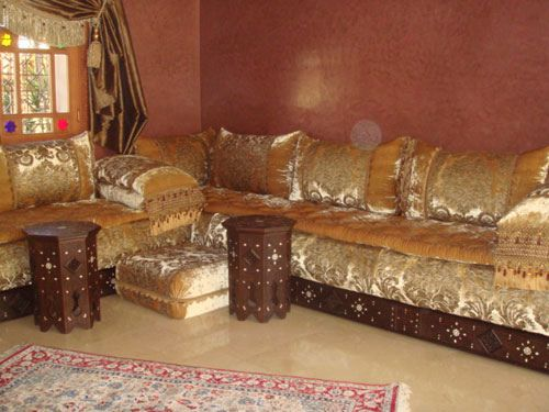 Moroccan Furniture With Images