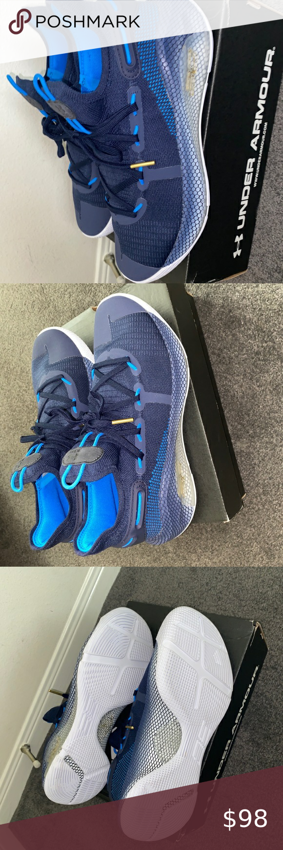 UA Curry 6 Basketball Shoe in 2020