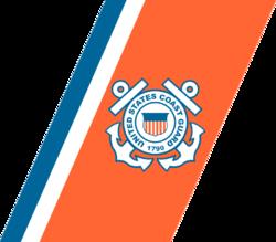 Raymond Loewy Coast Guard Coast Guard Logo Racing Stripes