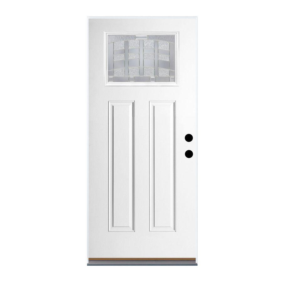 Elegant Fiberglass Entry Doors Lowes