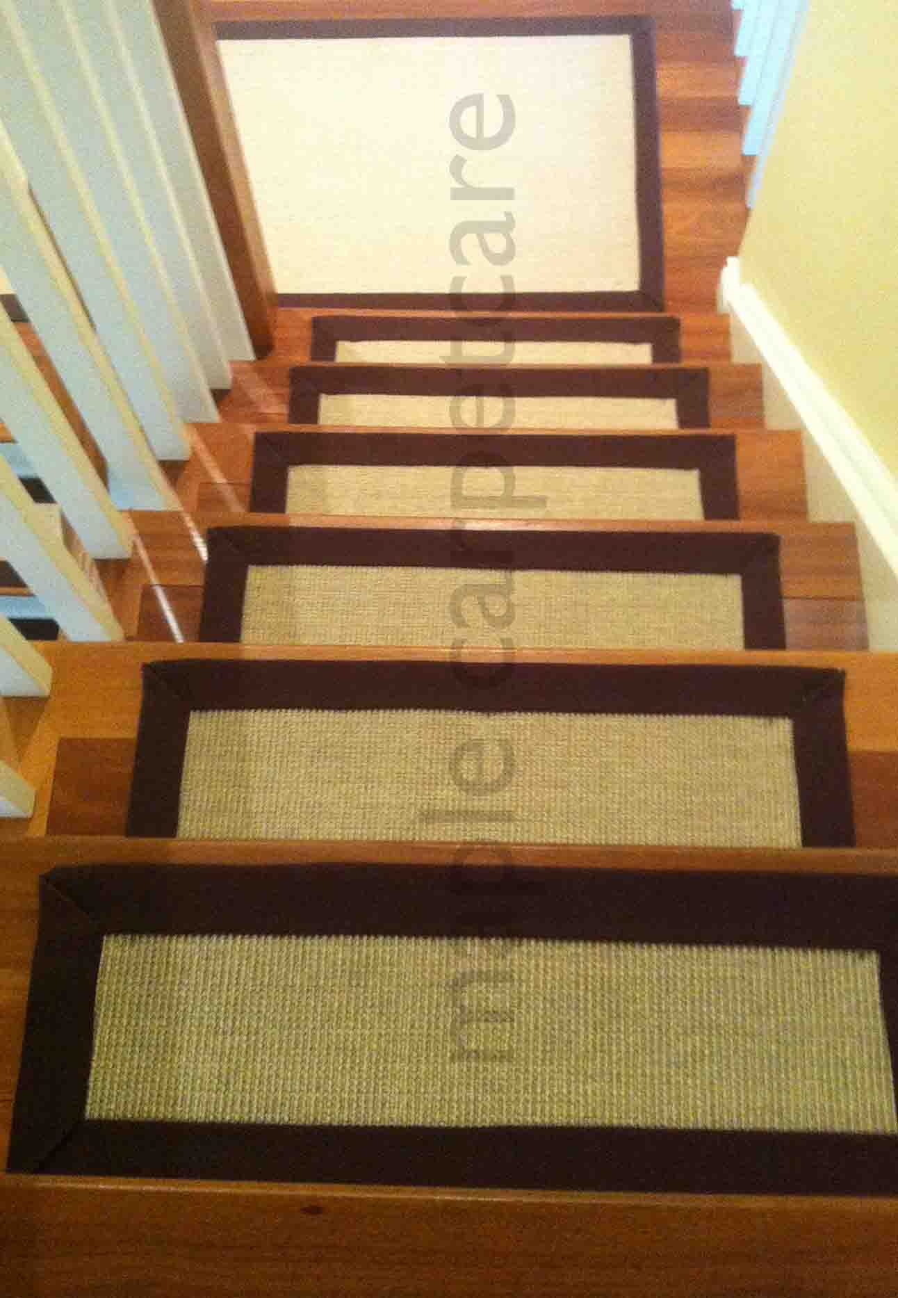 Best Finished Carpet Stair Treads Tread Sets For Stairs 400 x 300