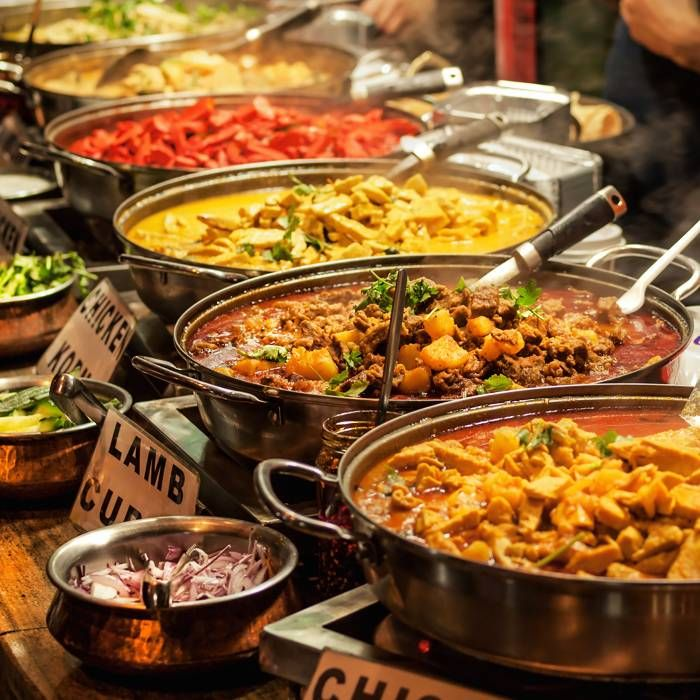 Tips To Choose Food For An Indian Wedding Indian Wedding Food Wedding Buffet Food Buffet Food
