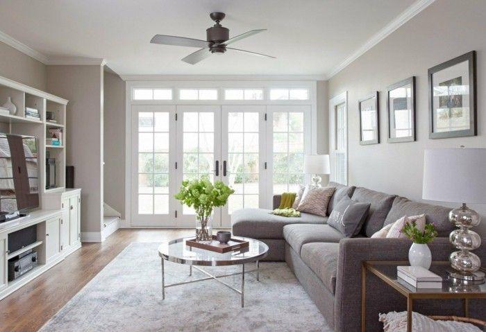 Designer Wohnzimmer Wunderschönes Modell Mit Modernen Möbeln
