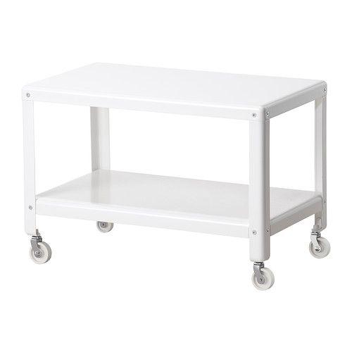 Ikea Bijzettafel Op Wieltjes.Ikea Keukenblok Op Wielen