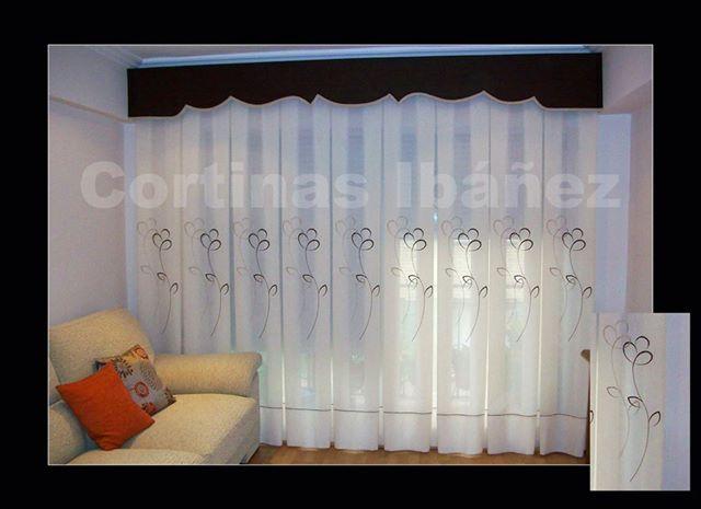 Formas de bandos para cortinas cheap distinto estilos de - Bandos para cortinas ...