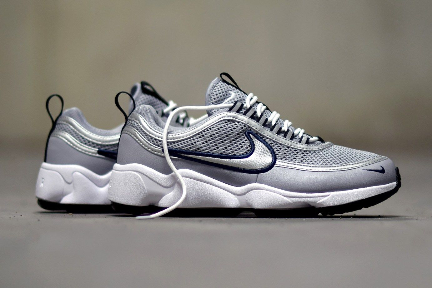 Nike Drops the Air Zoom SPRDN Women's in Wolf Grey for 2017